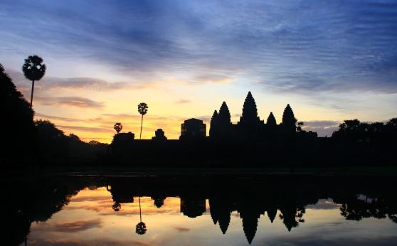 カンボジアアンコールワット
